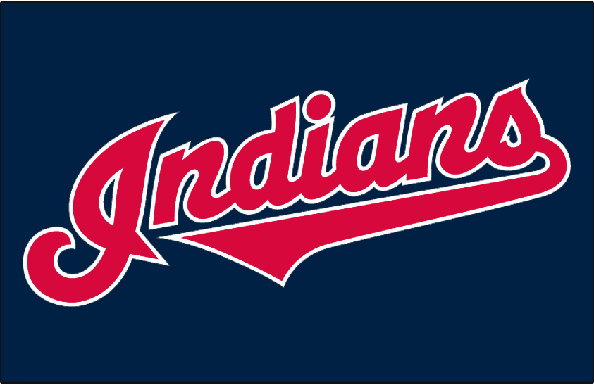 Cleveland Indians 2012-Pres Jersey Logo iron on transfers for clothing version 2
