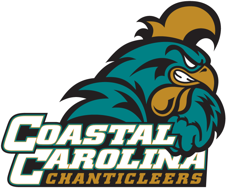 Coastal Carolina Chanticleers iron ons