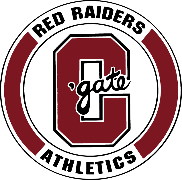 Colgate Raiders 1977-2001 Primary Logo iron on transfers for clothing