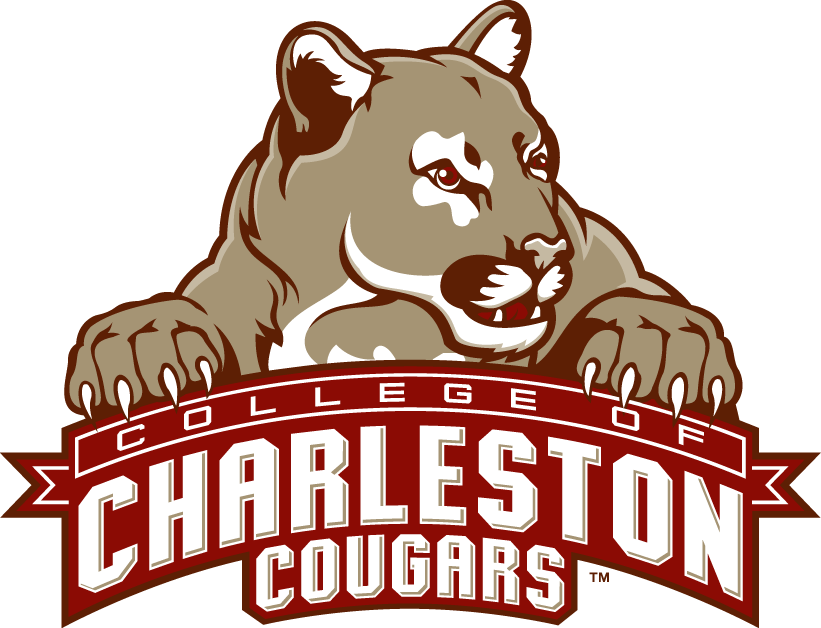 College of Charleston Cougars 2003-2012 Primary Logo iron on transfers for clothing