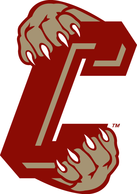 College of Charleston Cougars 2003-2012 Secondary Logo iron on transfers for clothing