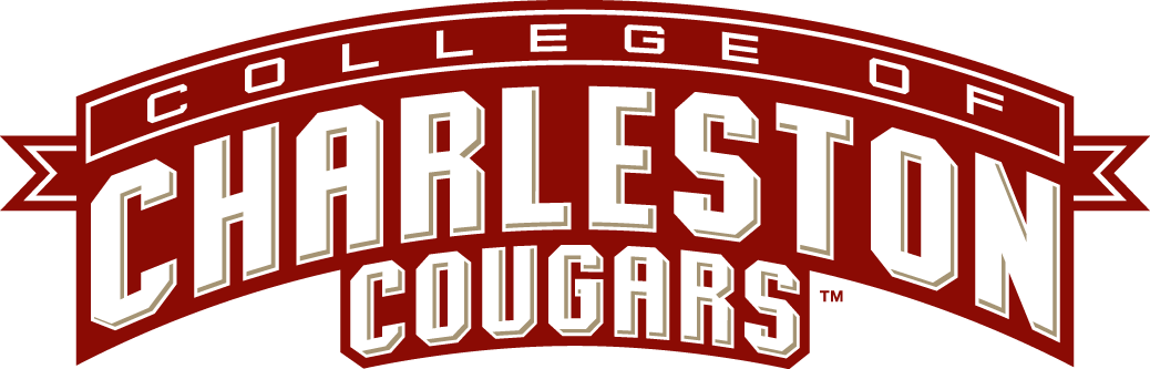 College of Charleston Cougars 2003-2012 Wordmark Logo iron on transfers for clothing