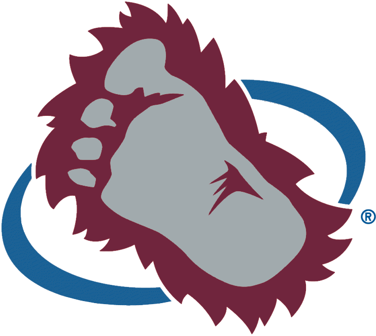Colorado Avalanche 1999-2015 Secondary Logo iron on transfers for clothing