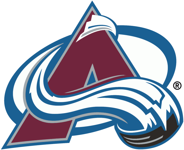 Colorado Avalanche 1999-Pres Primary Logo iron on transfers for clothing