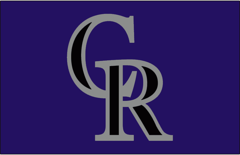Colorado Rockies 2003-2012 Cap Logo iron on transfers for clothing