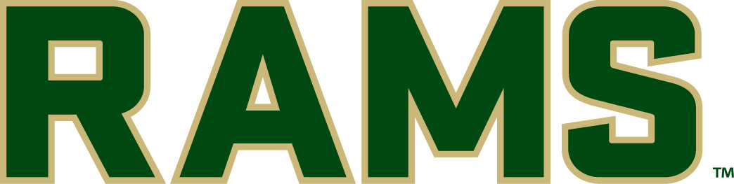 Colorado State Rams 2015-Pres Wordmark Logo iron on transfers for clothing