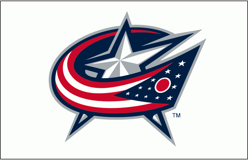 Columbus Blue Jackets 2007-Pres Jersey Logo iron on transfers for clothing
