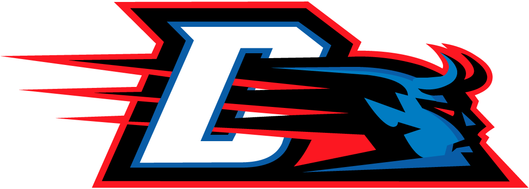DePaul Blue Demons 1999-Pres Alternate Logo v4 iron on transfers for clothing