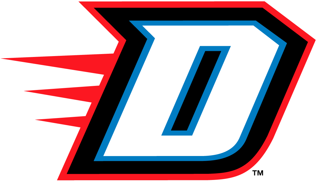 DePaul Blue Demons 1999-Pres Alternate Logo v5 iron on transfers for clothing