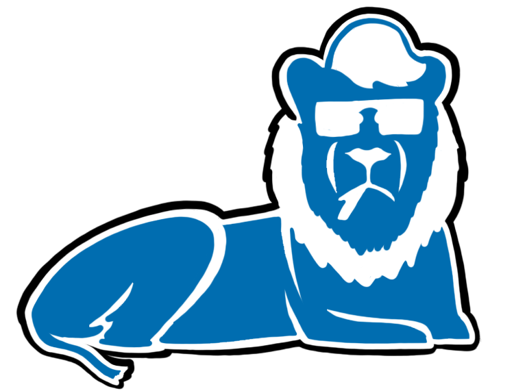 Detroit Lions Hipsters Logo iron on transfers