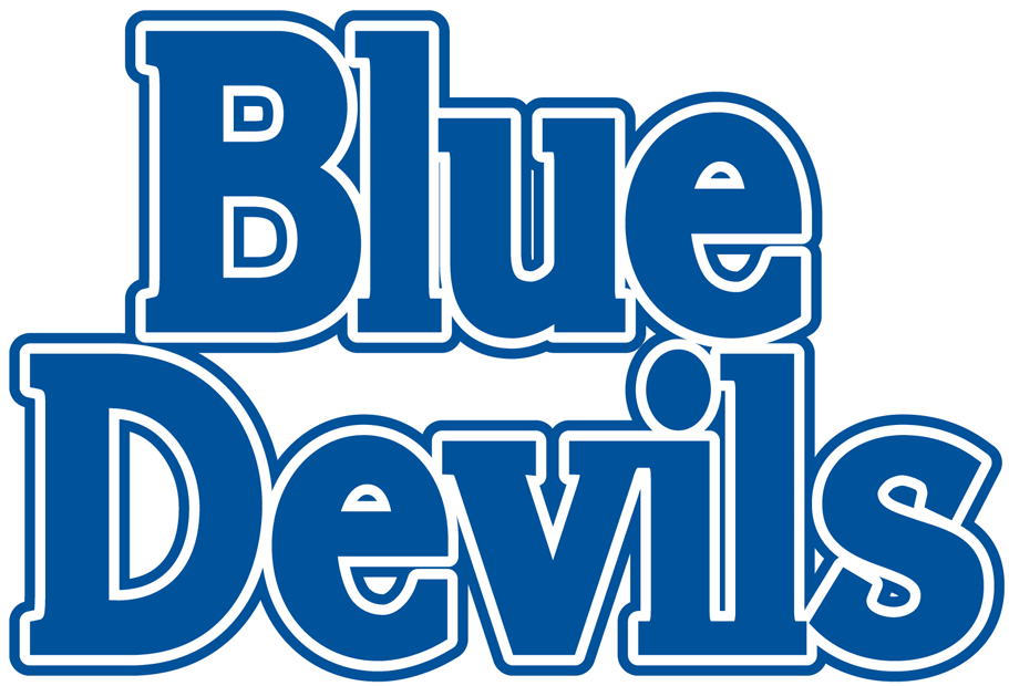 Duke Blue Devils 1978-Pres Wordmark Logo v5 iron on transfers for clothing