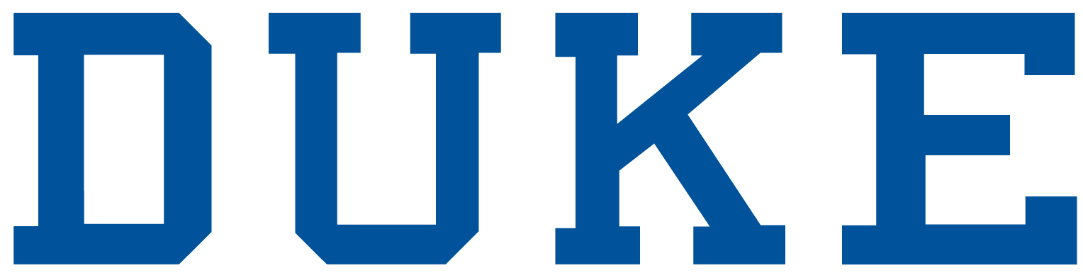 Duke Blue Devils 1978-Pres Wordmark Logo v7 iron on transfers for clothing