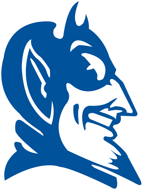 Duke Blue Devils1978-Pres Partial Logo iron on transfers for clothing
