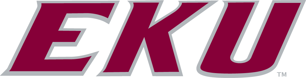 Eastern Kentucky Colonels 2004-Pres Wordmark Logo v3 iron on transfers for clothing
