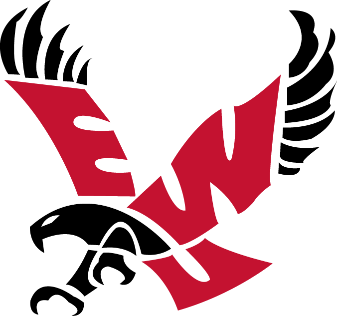 Eastern Washington Eagles iron ons