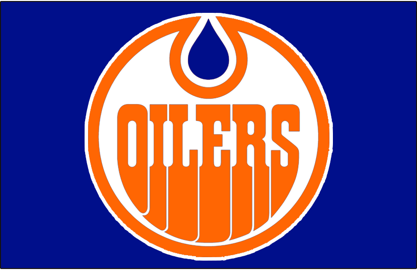 Edmonton Oilers 1974-1979 Jersey Logo iron on transfers for clothing version 2