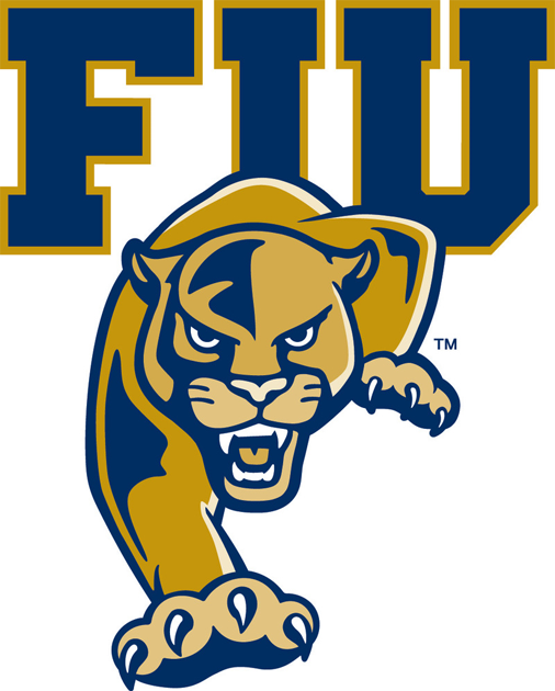 FIU Panthers 2009 Primary Logo iron on transfers for clothing