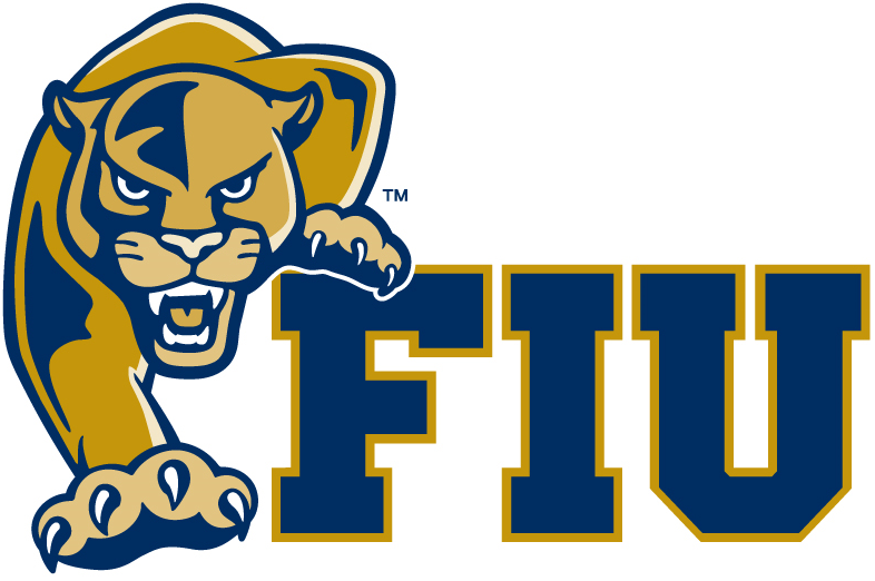 FIU Panthers 2009-Pres Secondary Logo iron on transfers for clothing