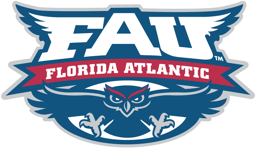 Florida Atlantic Owls 2005-Pres Secondary Logo iron on transfers for clothing