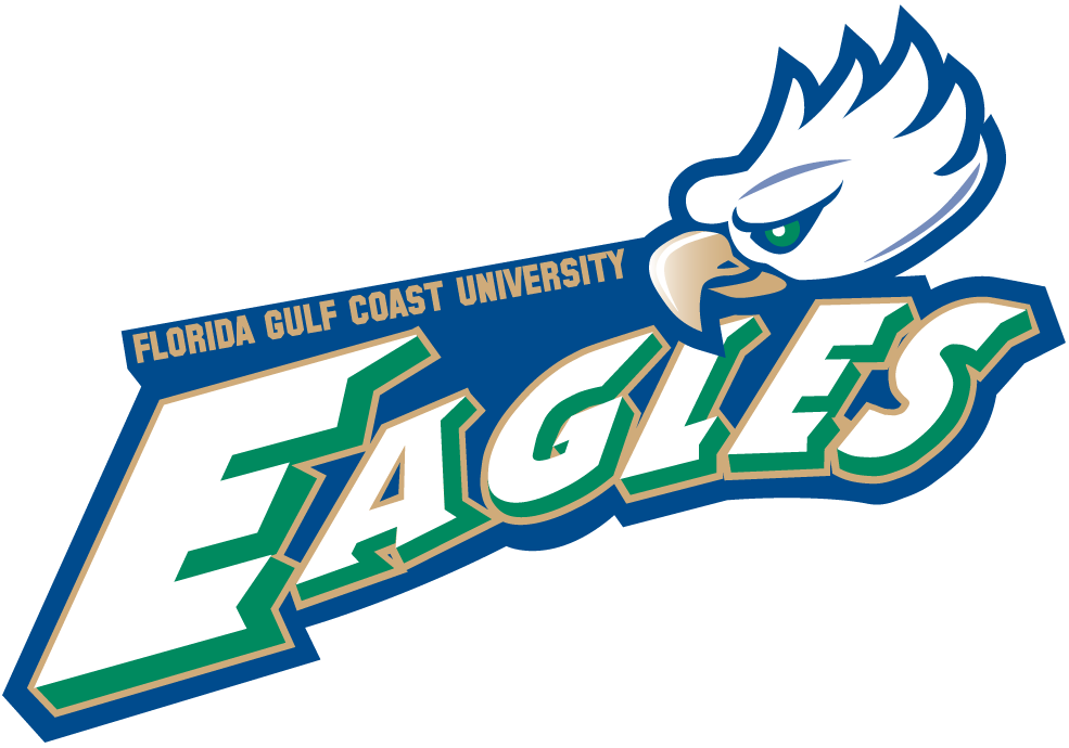 Florida Gulf Coast Eagles 2002-Pres Secondary Logo iron on transfers for clothing