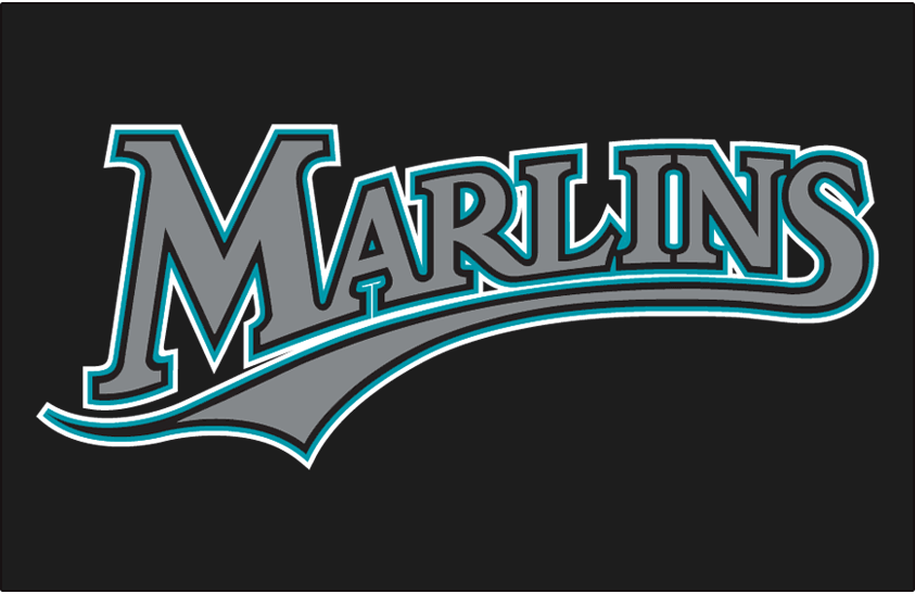 Florida Marlins 2003-2011 Jersey Logo iron on transfers for clothing