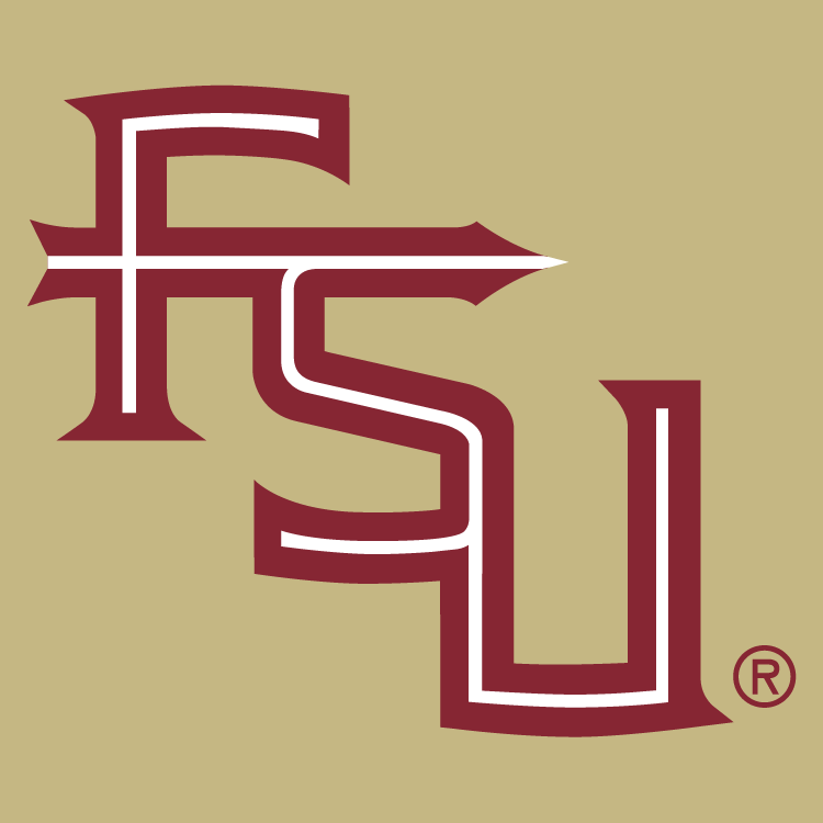 Florida State Seminoles 2014-Pres Alternate Logo v6 iron on transfers for clothing