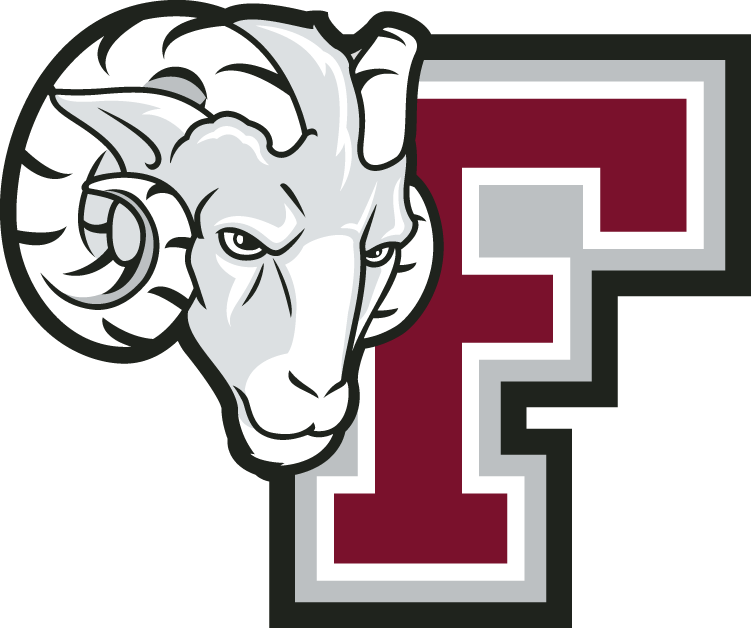 Fordham Rams 2008-Pres Primary Logo iron on transfers for clothing