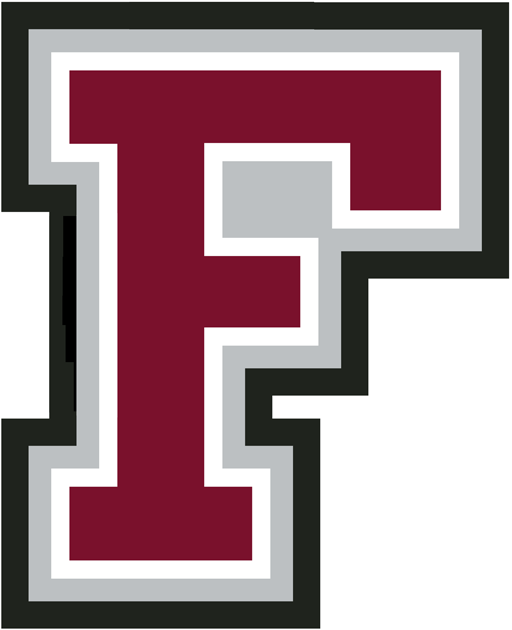 Fordham Rams 2008-Pres Secondary Logo iron on transfers for clothing