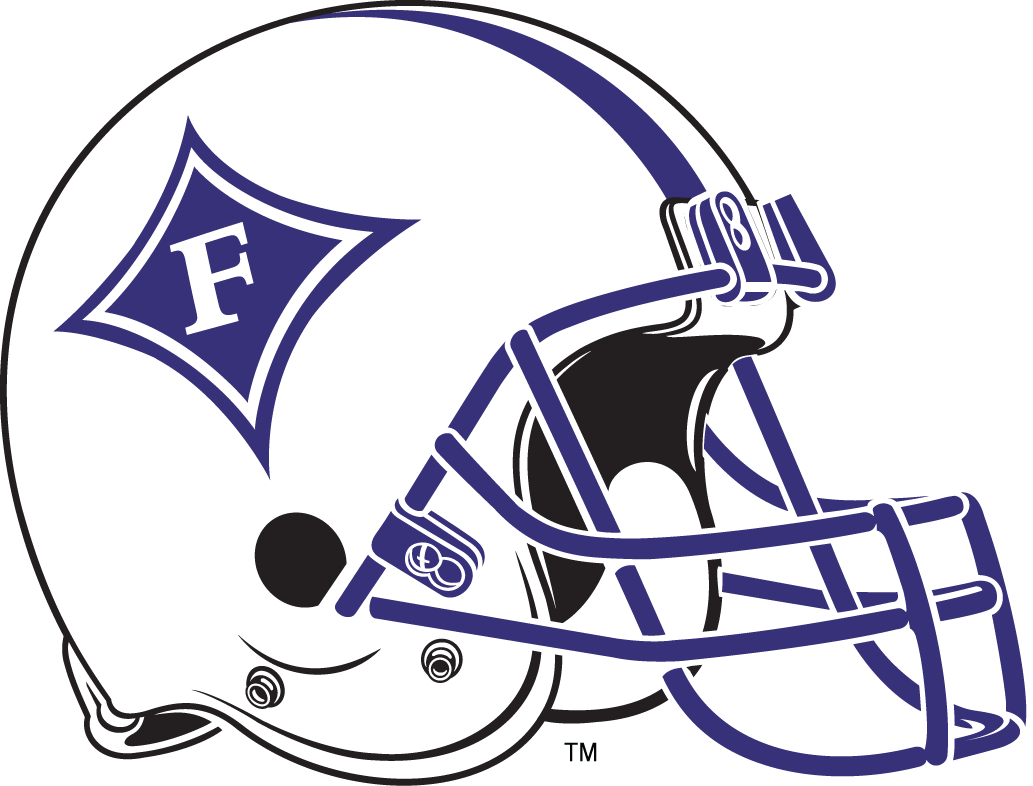 Furman Paladins 0-Pres Helmet Logo iron on transfers for clothing