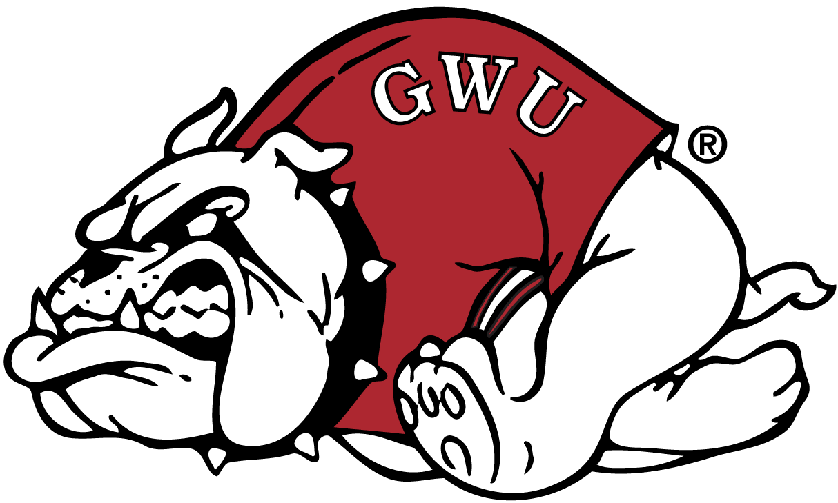 Gardner-Webb Bulldogs iron ons