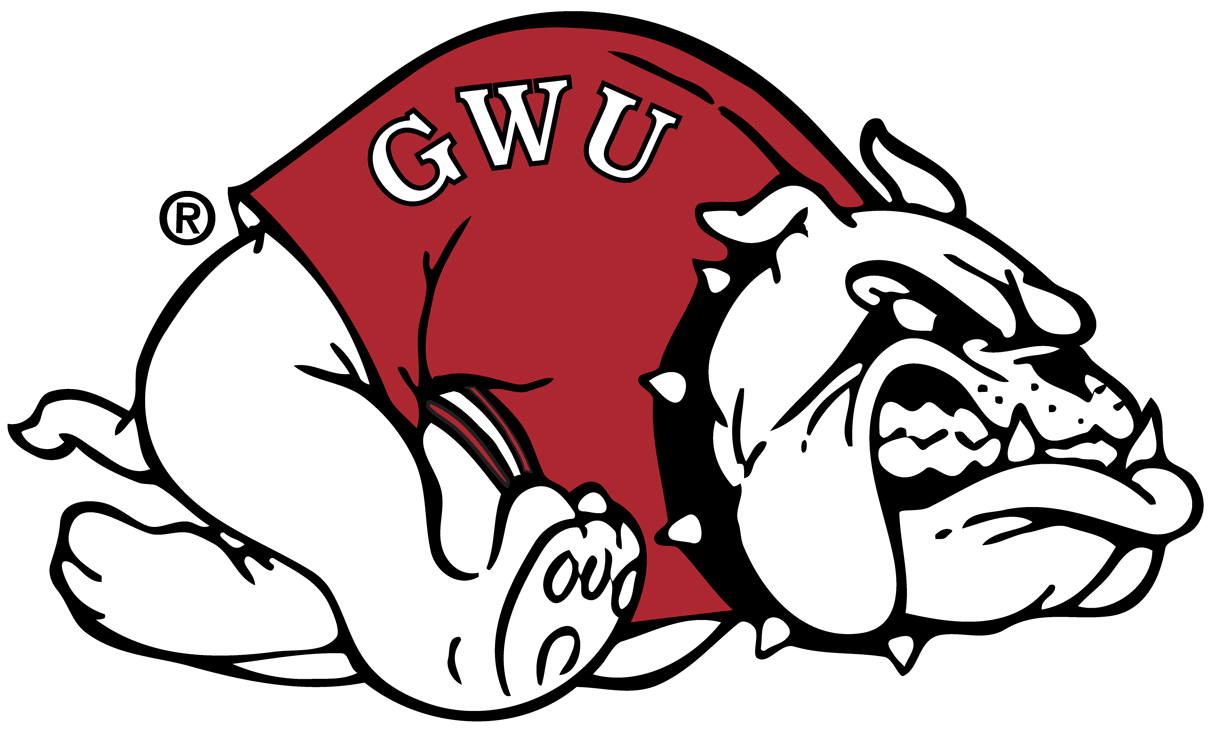 Gardner-Webb Bulldogs 1987-Pres Secondary Logo iron on transfers for clothing