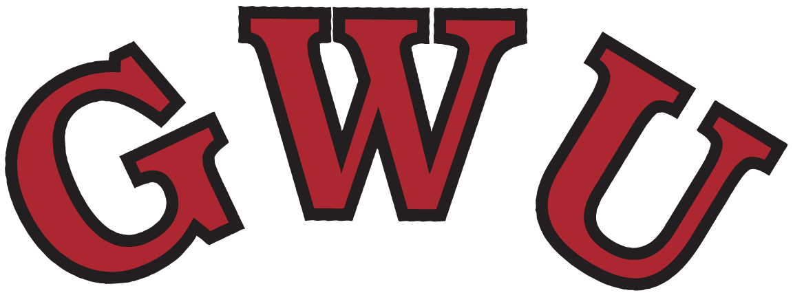 Gardner-Webb Bulldogs 1987-Pres Wordmark Logo iron on transfers for clothing