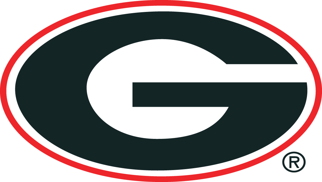 Georgia Bulldogs iron ons