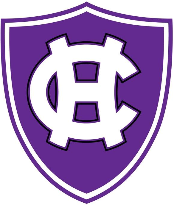 Holy Cross Crusaders 2014-Pres Secondary Logo iron on transfers for clothing