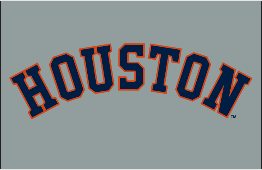 Houston Astros 2013-Pres Jersey Logo iron on transfers for clothing version 2