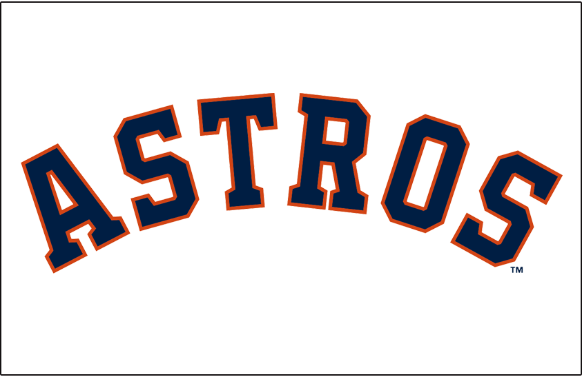 Houston Astros 2013-Pres Jersey Logo iron on transfers for clothing version 3