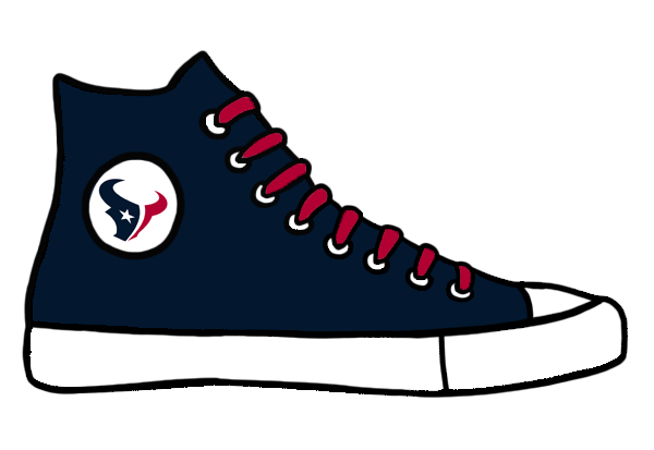 Houston Texans Logo iron on transfers