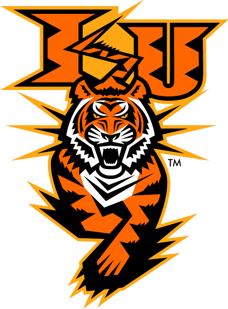 Idaho State Bengals 1997-Pres Alternate Logo v2 iron on transfers for clothing