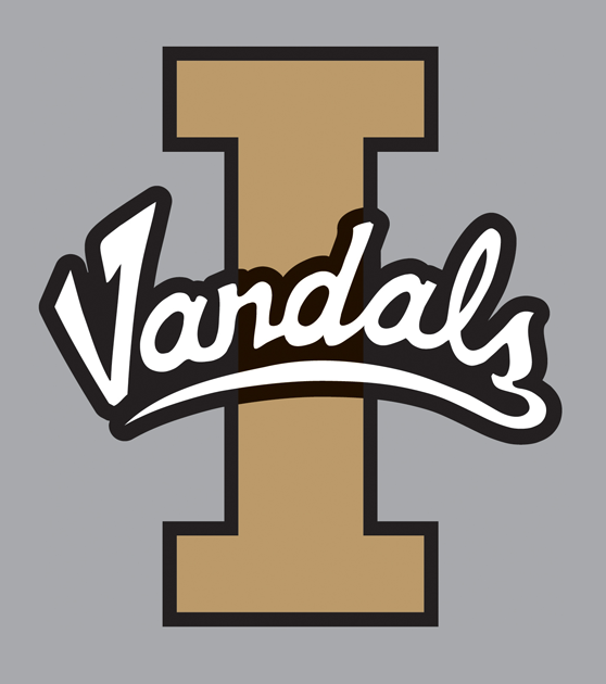 Idaho Vandals 2004-Pres Alternate Logo v2 iron on transfers for clothing