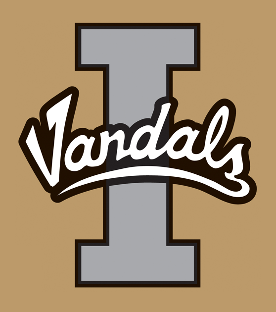 Idaho Vandals 2004-Pres Alternate Logo v3 iron on transfers for clothing