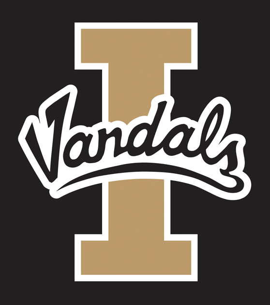 Idaho Vandals 2004-Pres Alternate Logo v5 iron on transfers for clothing