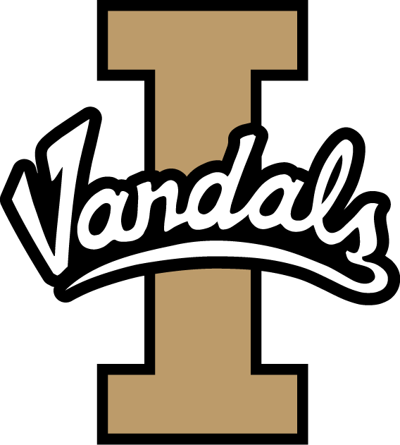 Idaho Vandals 2004-Pres Primary Logo iron on transfers for clothing