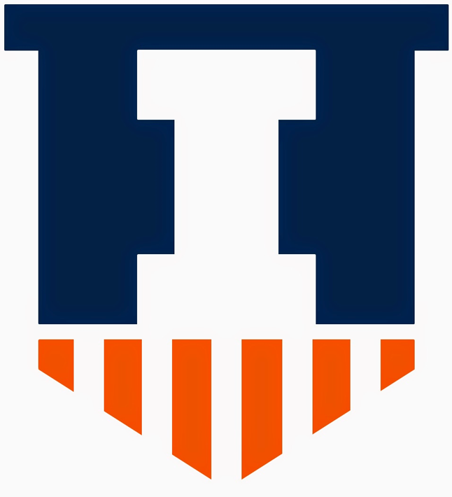Illinois Fighting Illini 2014-Pres Alternate Logo iron on transfers for clothing