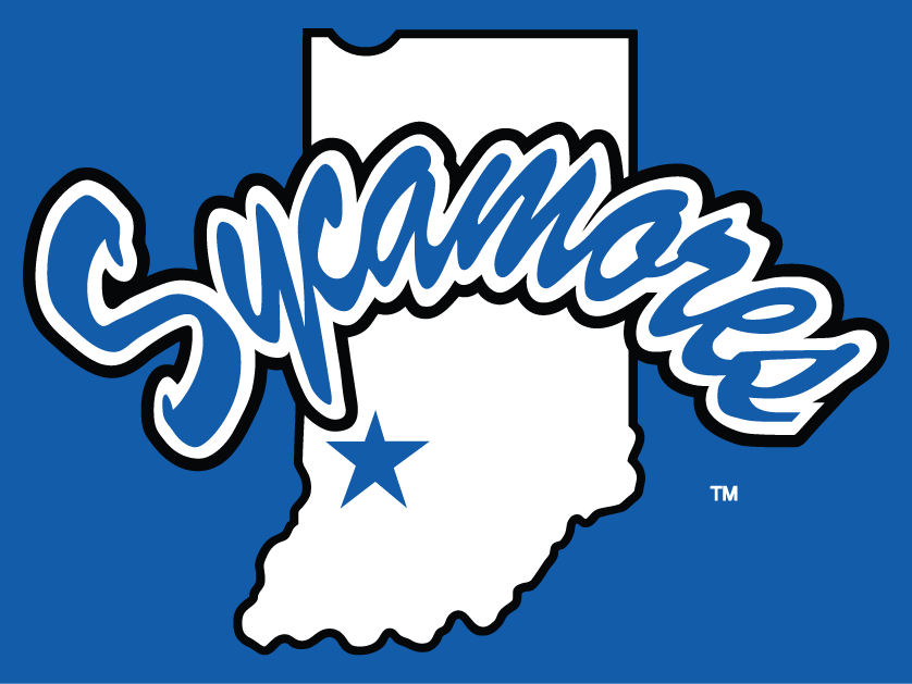 Indiana State Sycamores 1991-Pres Alternate Logo v3 iron on transfers for clothing