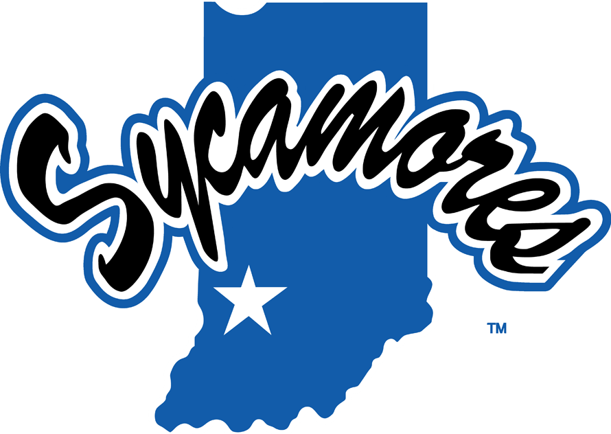 Indiana State Sycamores 1991-Pres Alternate Logo v4 iron on transfers for clothing