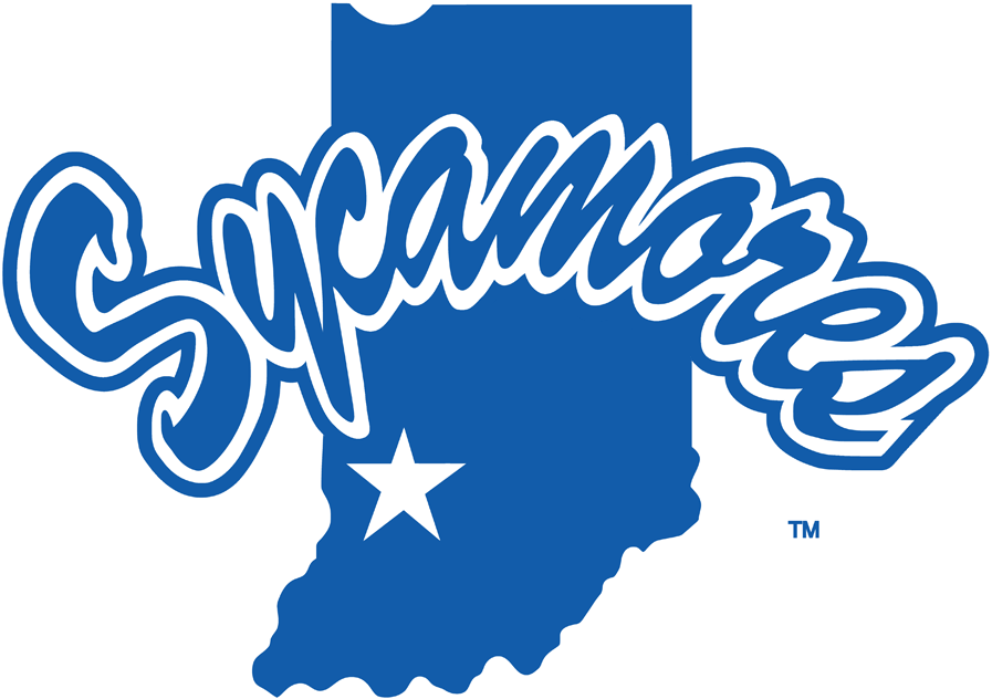 Indiana State Sycamores 1991-Pres Primary Logo iron on transfers for clothing