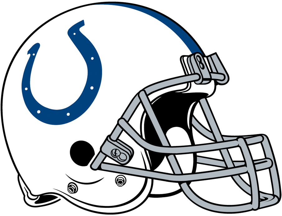 Indianapolis Colts 2004-Pres Helmet Logo iron on transfers for clothing