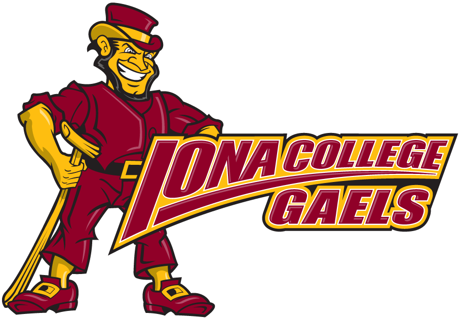Iona Gaels 2003-2012 Alternate Logo v3 iron on transfers for clothing