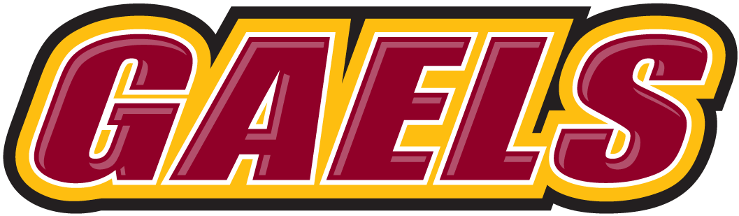 Iona Gaels 2003-2012 Wordmark Logo v2 iron on transfers for clothing