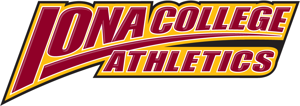 Iona Gaels 2003-2012 Wordmark Logo v3 iron on transfers for clothing